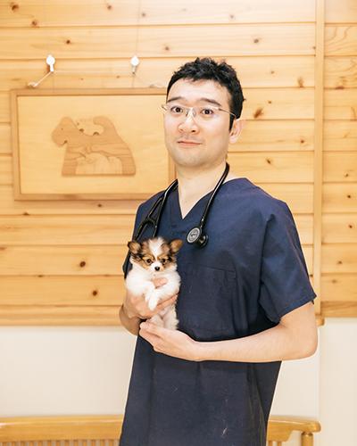 永松動物病院 院長 永松航太